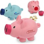 Large Saving Pig