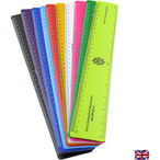 Recycled Polypropylene 30cm Flexible Ruler