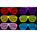 Assorted Shutter Shades